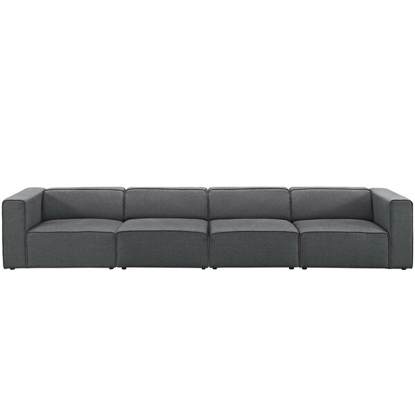Crick Modular Sofa by Orren Ellis