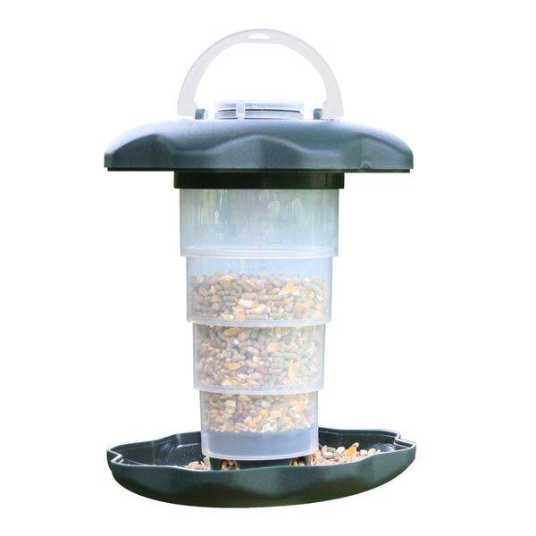 Outdoor Hopper Bird Feeder by Living World by Hagen