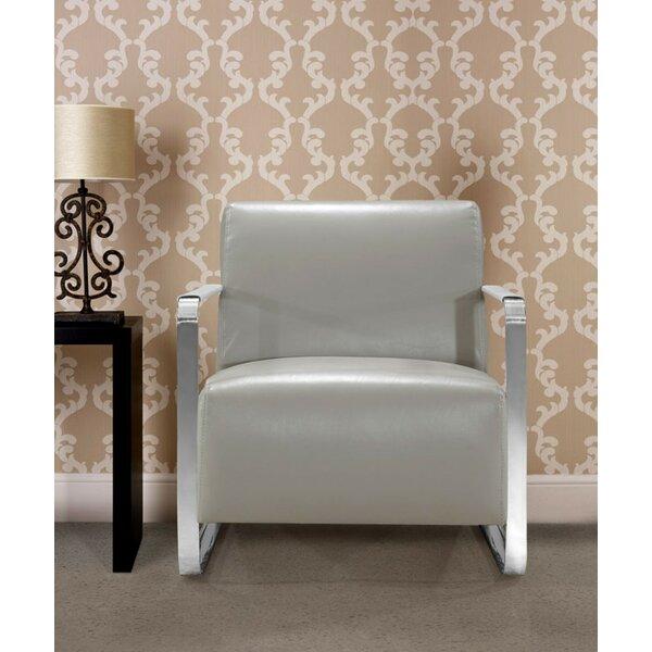 Parmley Slipper Chair by Orren Ellis