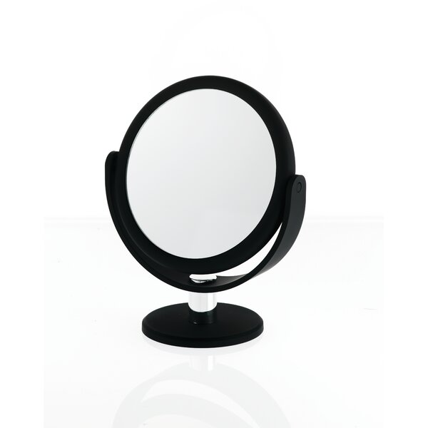 Midnight Matte Vanity Mirror by Danielle Creations