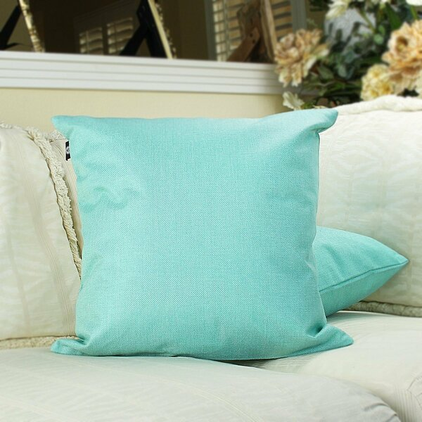 Home Decor Couch Cotton Pillow Cover by DL Furniture