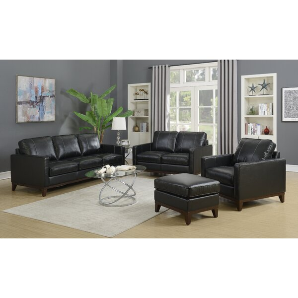 Clancy 2 Piece Living Room Set by Latitude Run