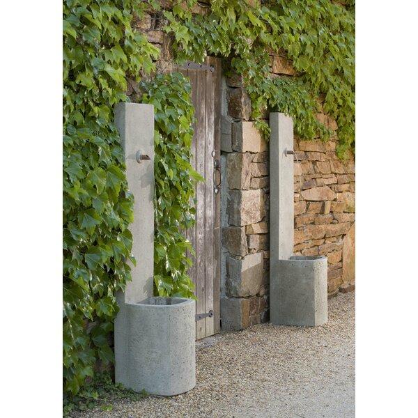 Concrete Echo Fountain by Campania International