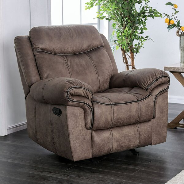 Cowell Manual Recliner By Winston Porter