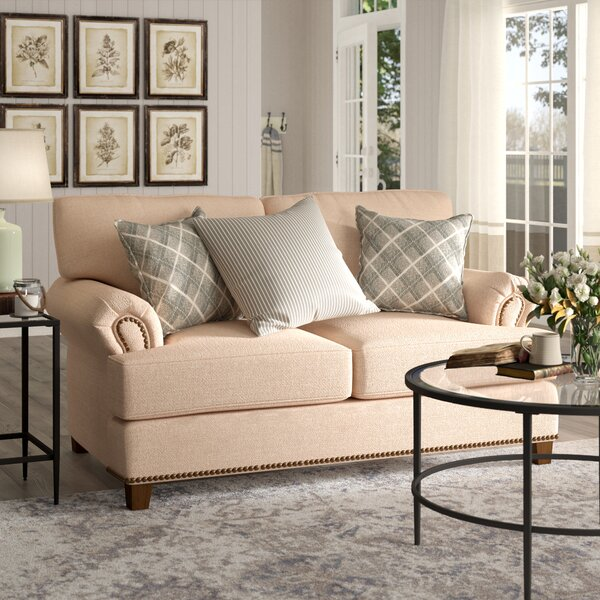 Calila Loveseat By Darby Home Co