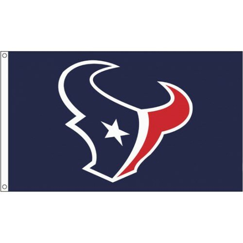Houston Texans Polyester 3 x 5 ft. Flag by NeoPlex