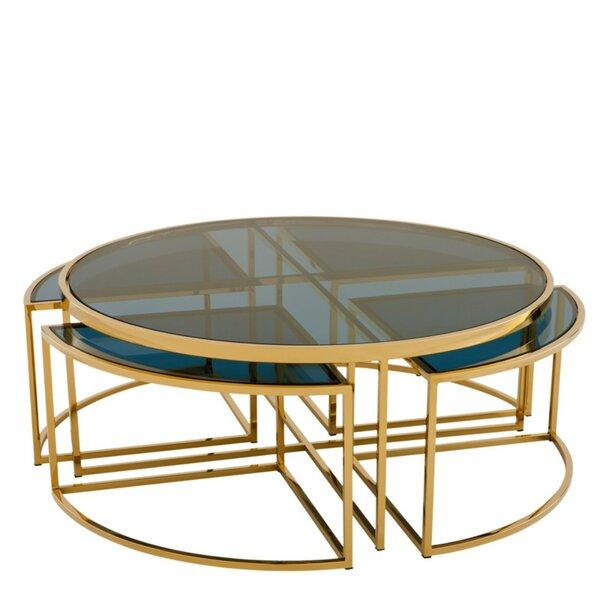 Padova 5 Piece Coffee Table Set By Eichholtz