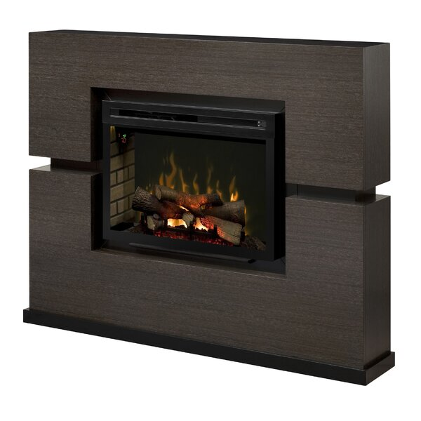 Linwood Electric Fireplace by Dimplex