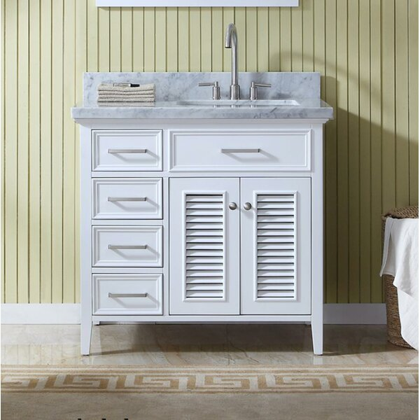 Hamil 37 Single Bathroom Vanity Set by Highland Dunes