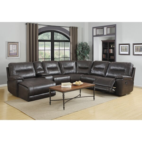 Claypool Reclining Sectional by Red Barrel Studio