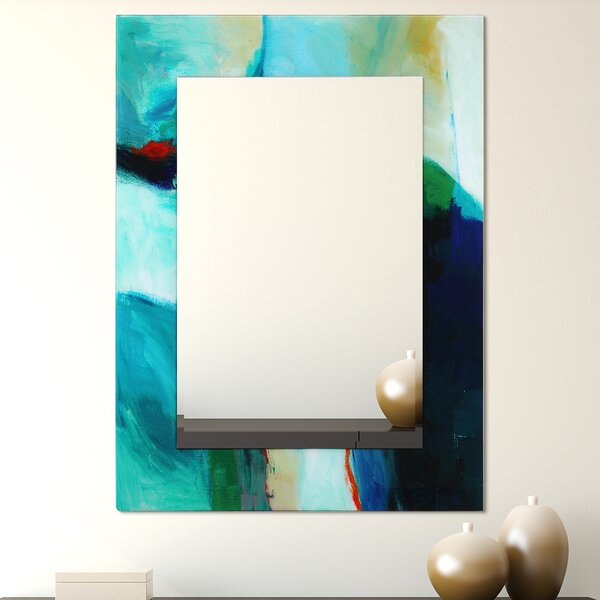 Liftig Accent Mirror by Ebern Designs
