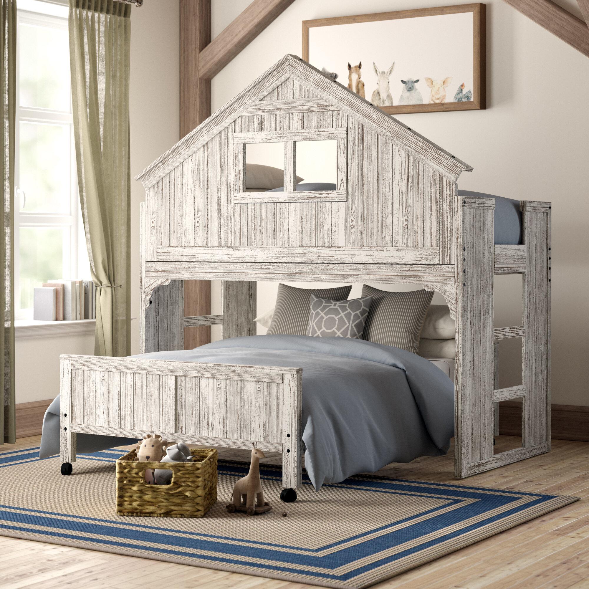 quality design 3c725 baf48 Olga Twin Over Full Bunk Bed