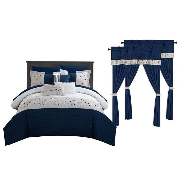Charboneau 20 Piece Comforter Set