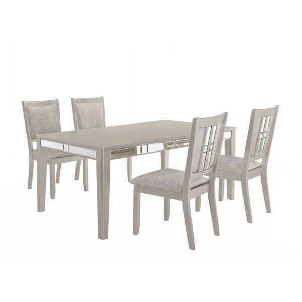 Mccoin 5 Piece Dining Set by House of Hampton
