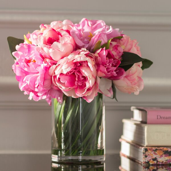 Peony Bouquet by Willa Arlo Interiors