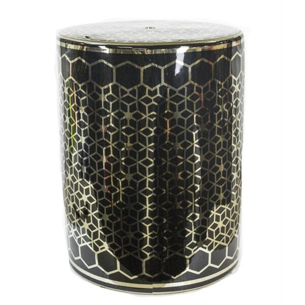 Keim Mosaic Garden Stool by Mercer41