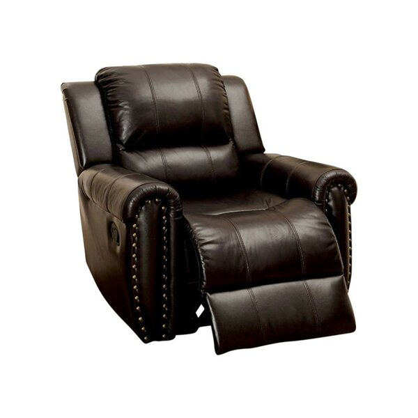Gao Manual Glider Recliner [Red Barrel Studio]