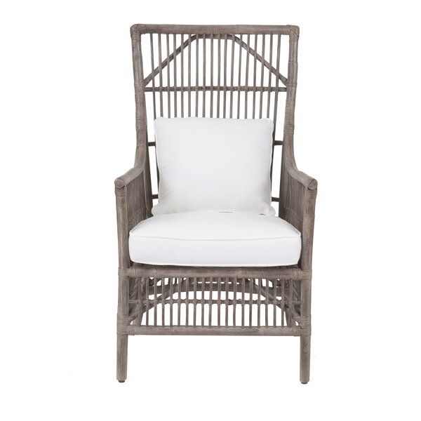 Oriana Patio Chair With Cushion By Bay Isle Home