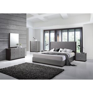 King Modern & Contemporary Bedroom Sets You\'ll Love | Wayfair