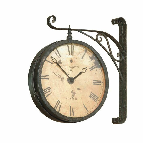 20 Wall Clock by Darby Home Co