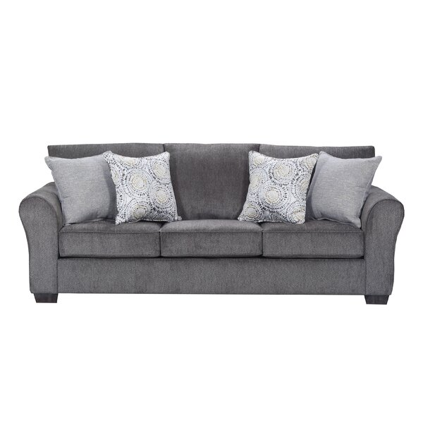 Nice And Beautiful Derry Sofa by Simmons Upholstery Hot Deals 60% Off