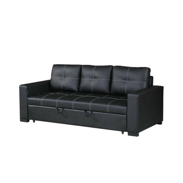 Lusby Convertible Sofa by Latitude Run
