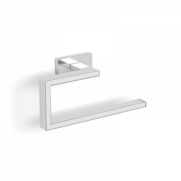 Sereniti Single Post Towel Ring by Dezi Home