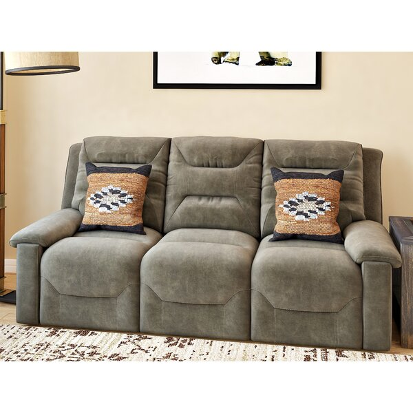 Tressider Reclining Sofa by Loon Peak
