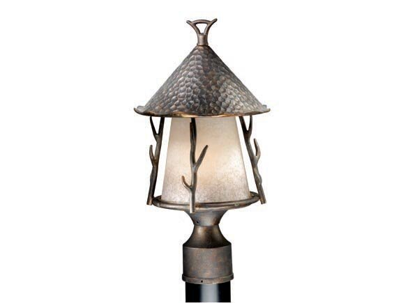 Pomonok Outdoor 1-Light Lantern Head by Loon Peak