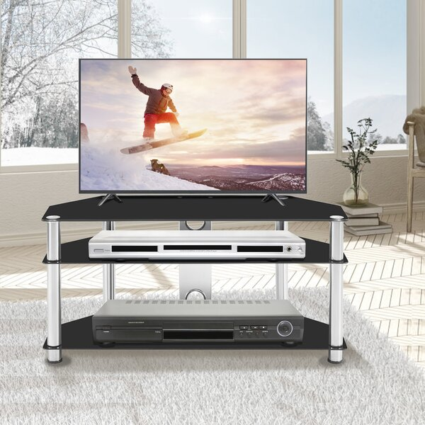 Chalone Corner TV Stand For TVs Up To 60
