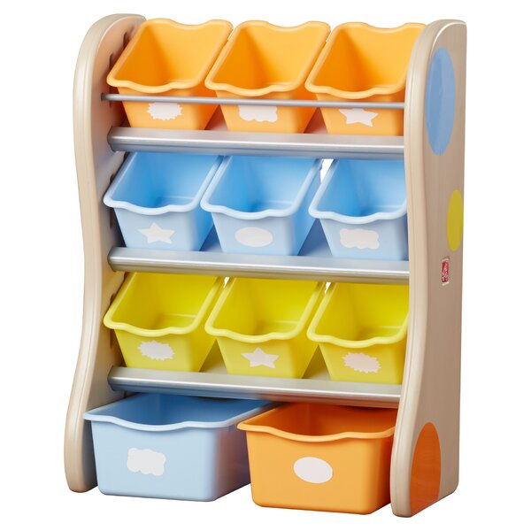 Fun Time Room Toy Organizer by Step2