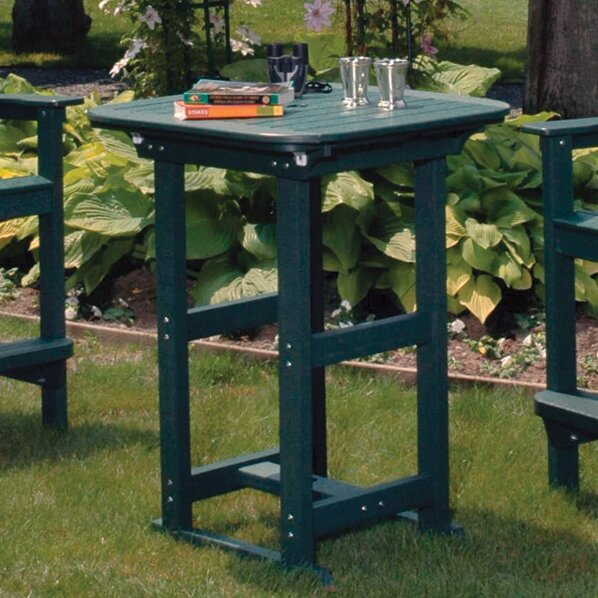 Portsmouth Outdoor Bar Table by Seaside Casual