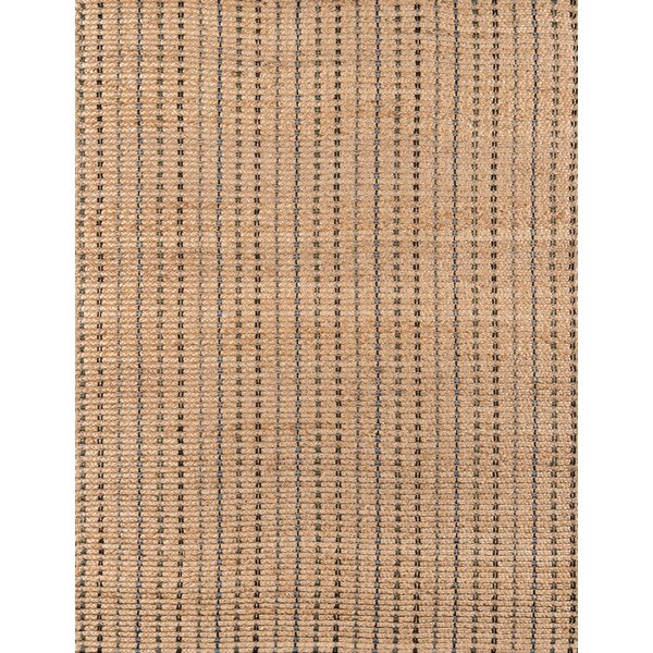 Houston Hand-Woven Brown Area Rug by Union Rustic