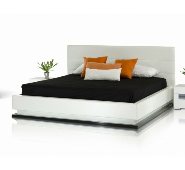 Fresh Elettra Modern Upholstered Platform Bed By Wade Logan Purchase