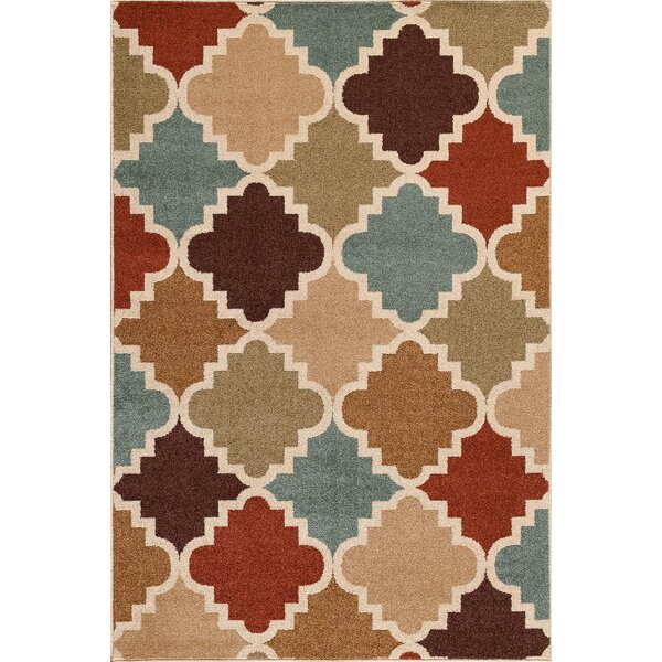 Sitz Multi Indoor/Outdoor Area Rug by Winston Porter