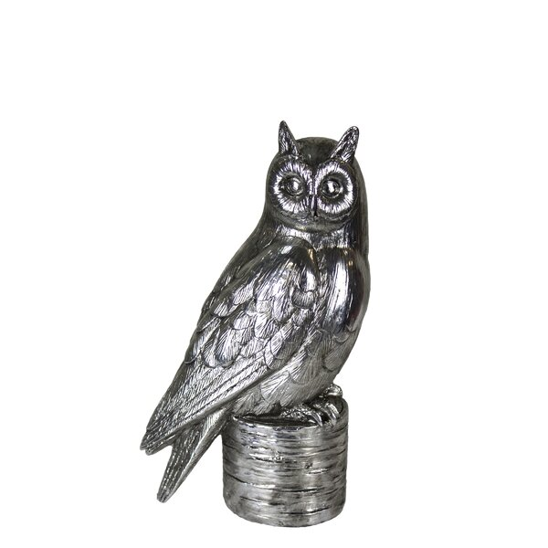 Owl Figurine by Sagebrook Home