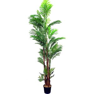 Artificial Areca Palm Tree in Pot