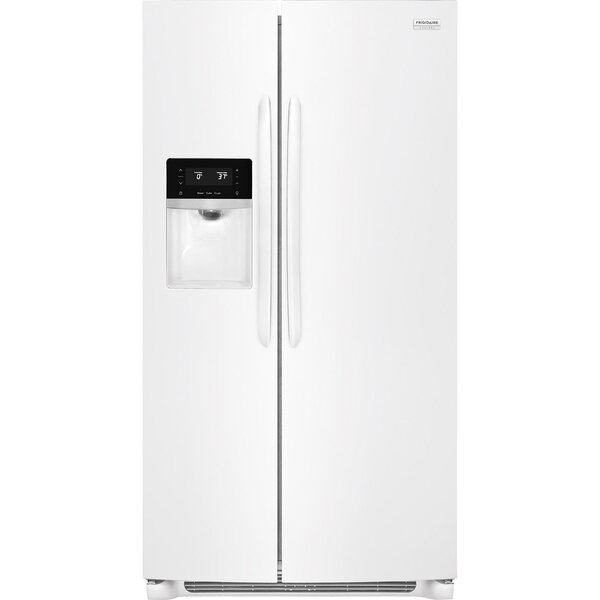 Gallery Series 25.6 cu. ft. Side-By-Side Refrigerator by Frigidaire