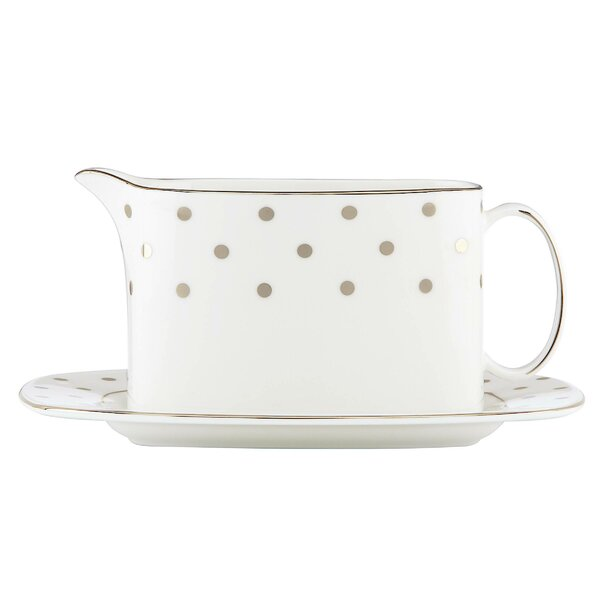 Larabee Road Sauce Boat by kate spade new york