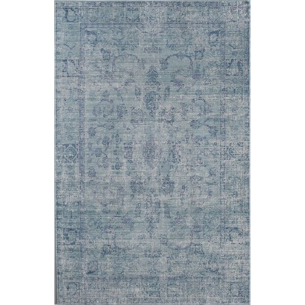 Asteria Creston Blue Area Rug by Rugs America