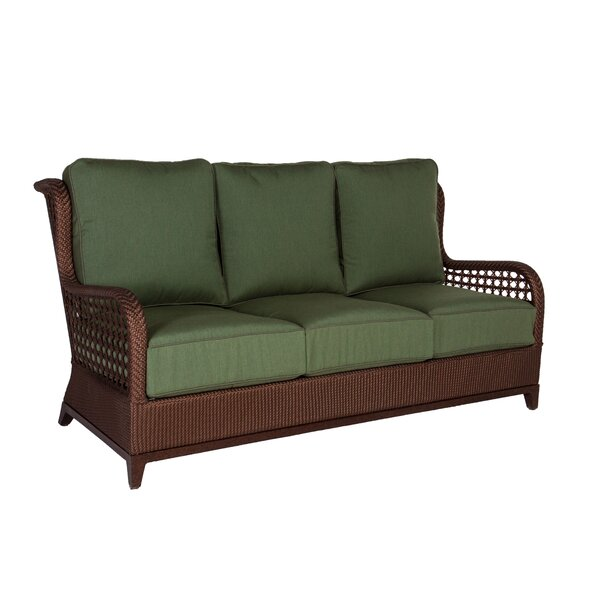 Aberdeen Sofa with Cushions by Acacia Home and Garden