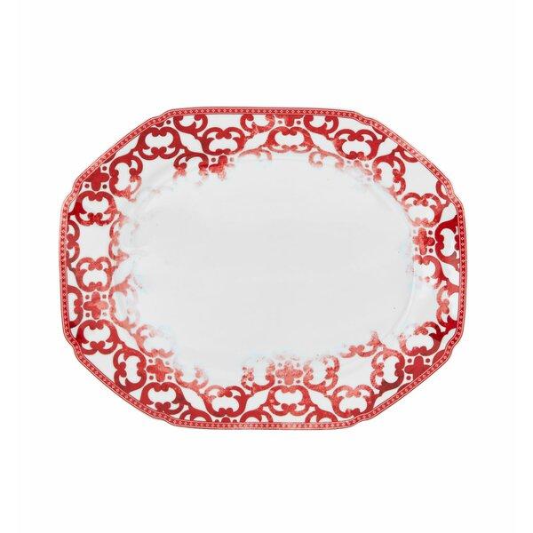 Timeless Medium Platter by Vista Alegre
