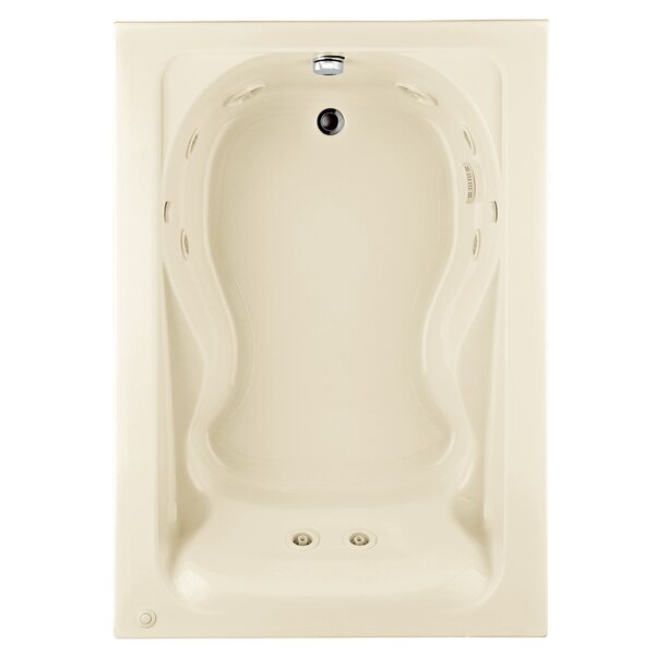Cadet 60 x 42 Drop in Whirlpool Tub by American Standard