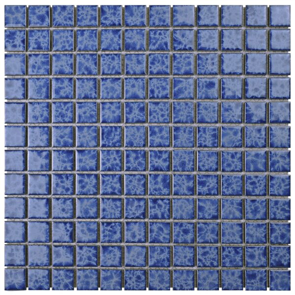 Waterfall 0.91 x 0.91 Porcelain Mosaic Tile in Catalan by EliteTile