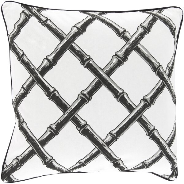 Homestead Cotton Throw Pillow by Beachcrest Home