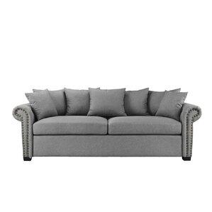 Dunnstown Clic Scroll Arm Standard Sofa