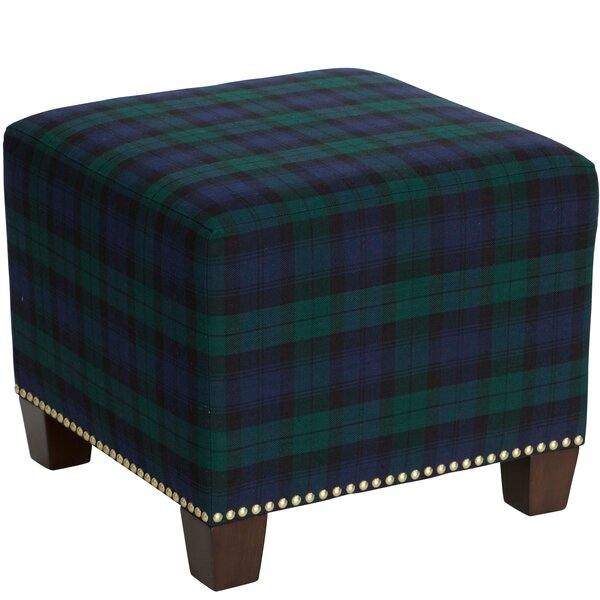 Hickman Ottoman by Darby Home Co