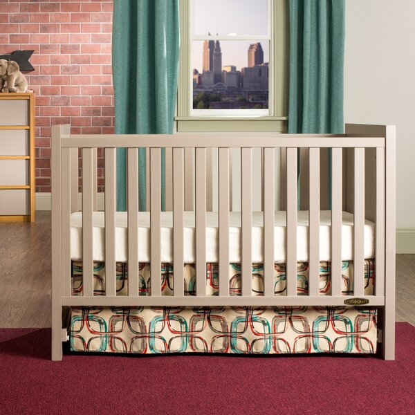 Loft 3-in-1 Convertible Crib by Child Craft