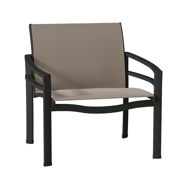 KOR Relaxed Sling Patio Chair by Tropitone