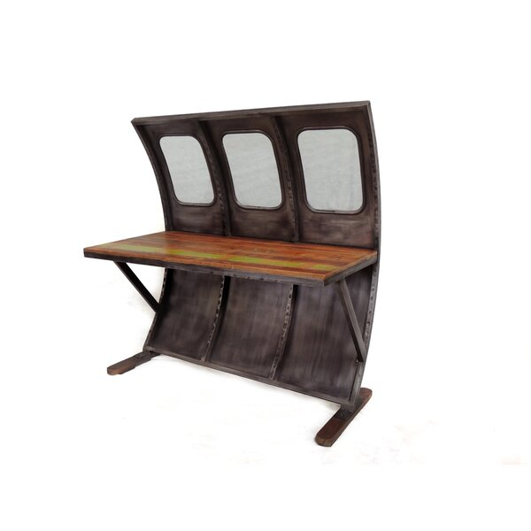 Mangus Iron Mini Bar by Williston Forge